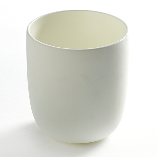 Serax - Base Tea Cup - Matte White / One Size - Lekker Home