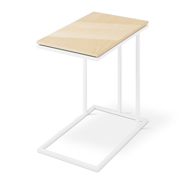 Gus Modern - Tobias Nesting Table - White Wash Ash / One Size - Lekker Home