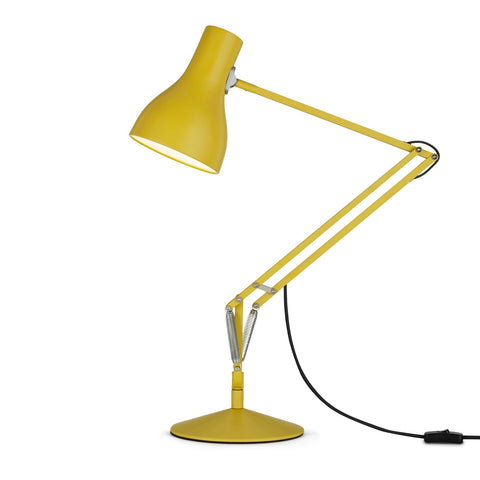 Anglepoise - Type 75™ Desk Lamp - Margaret Howell Edition - Saxon Blue / One Size - Lekker Home