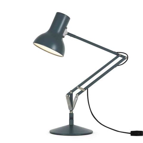 Anglepoise - Type 75™ Mini Desk Lamp - Slate Grey / One Size - Lekker Home