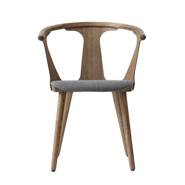 &Tradition - In Between Dining Chair - Smoked Oiled Oak / Fabric - Lekker Home