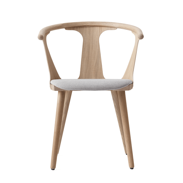 &Tradition - In Between Dining Chair - White Oiled Oak / Fabric - Lekker Home