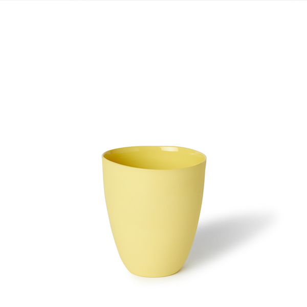 MUD Australia - MUD Utensil Vase - Yellow / One Size - Lekker Home