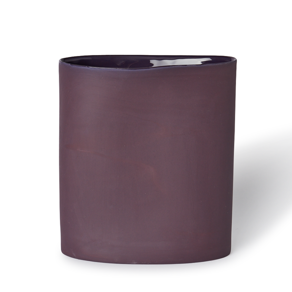 MUD Australia - MUD Oval Vase - Plum / Large - Lekker Home