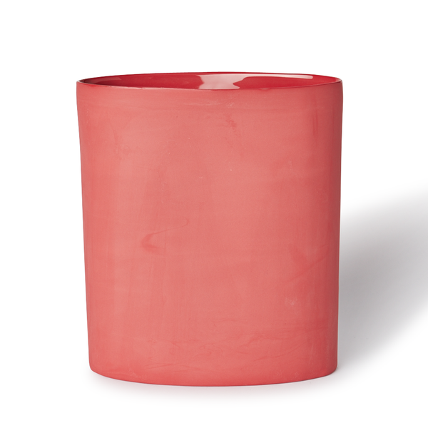 MUD Australia - MUD Oval Vase - Red / Large - Lekker Home