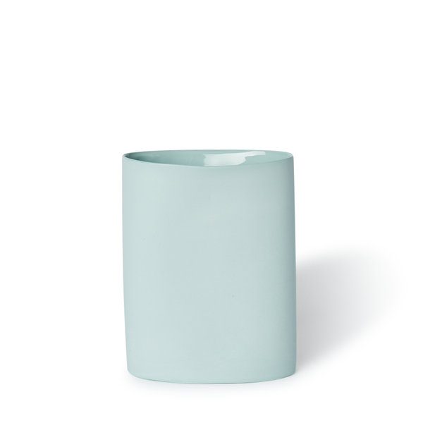 MUD Australia - MUD Oval Vase - Blue / Medium - Lekker Home
