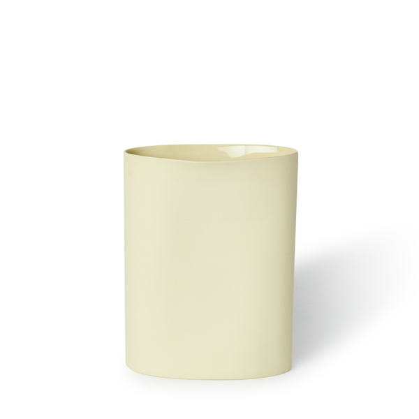 MUD Australia - MUD Oval Vase - Citrus / Medium - Lekker Home