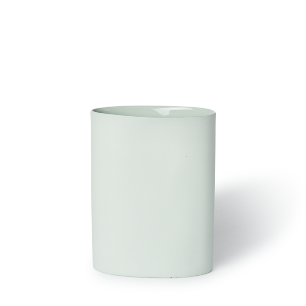 MUD Australia - MUD Oval Vase - Mist / Medium - Lekker Home
