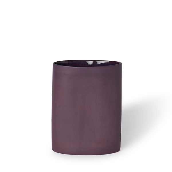 MUD Australia - MUD Oval Vase - Plum / Medium - Lekker Home