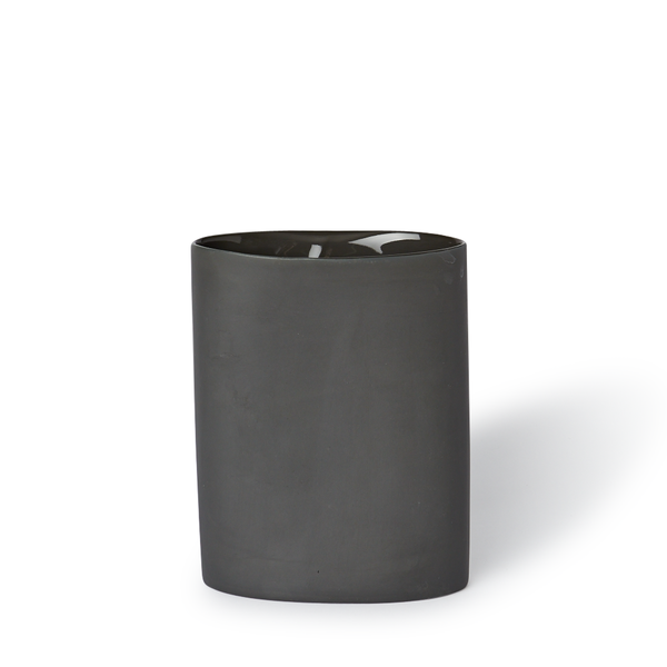 MUD Australia - MUD Oval Vase - Slate / Medium - Lekker Home