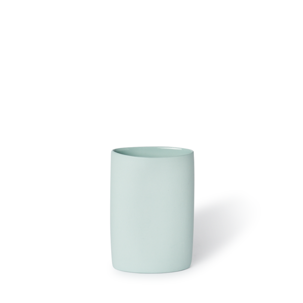MUD Australia - MUD Oval Vase - Blue / Small - Lekker Home