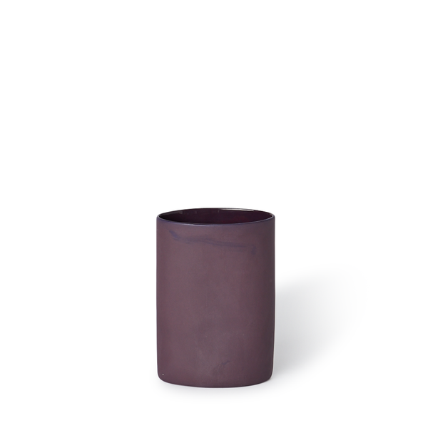 MUD Australia - MUD Oval Vase - Plum / Small - Lekker Home