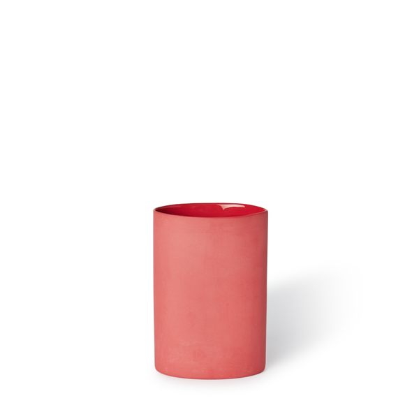 MUD Australia - MUD Oval Vase - Red / Small - Lekker Home
