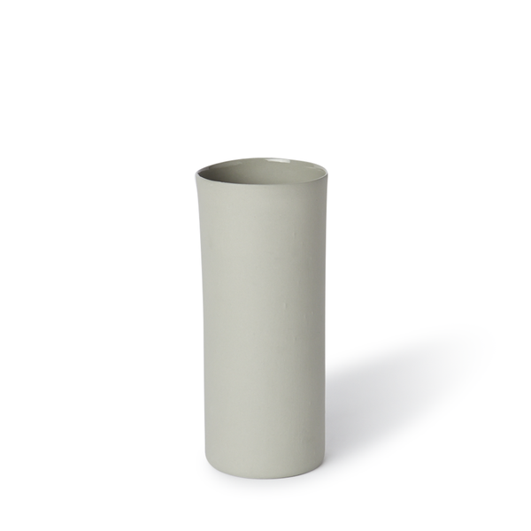 MUD Australia - MUD Round Vase - Ash / Medium - Lekker Home