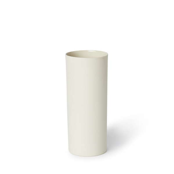 MUD Australia - MUD Round Vase - Milk / Medium - Lekker Home