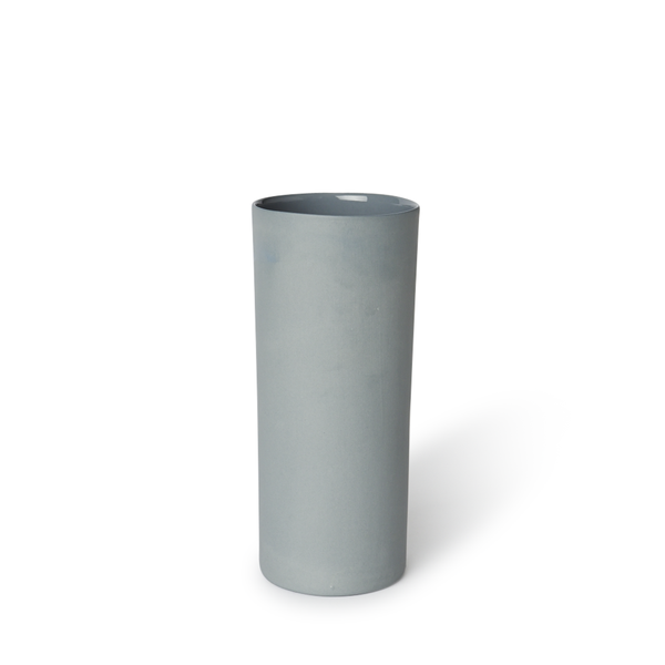 MUD Australia - MUD Round Vase - Steel / Medium - Lekker Home