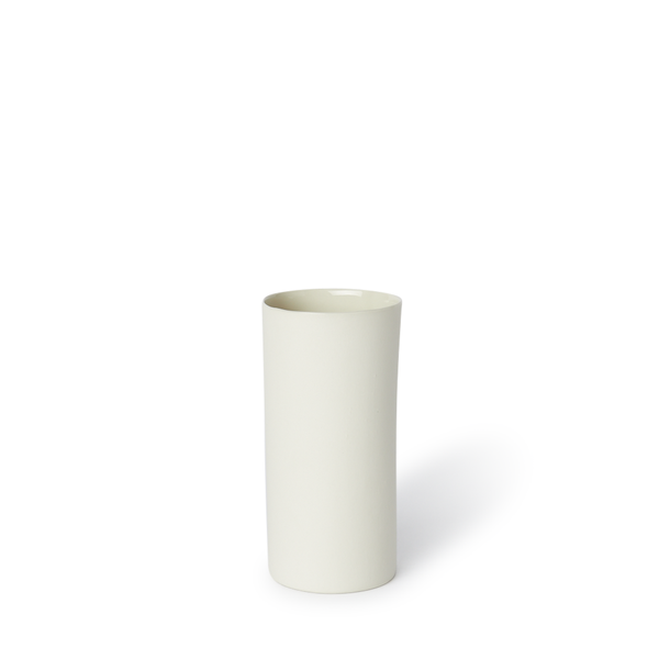 MUD Australia - MUD Round Vase - Milk / Small - Lekker Home