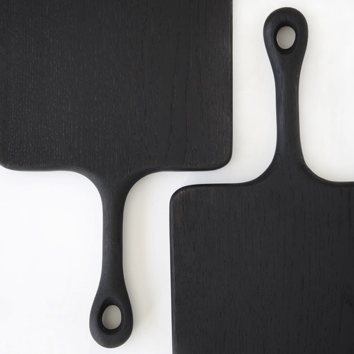Blackcreek Mercantile - Blackline Serving Boards - Black / Small Board - Lekker Home