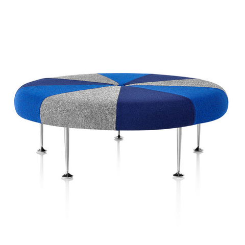 Herman Miller - Girard Color Wheel Ottoman - Lekker Home - 8