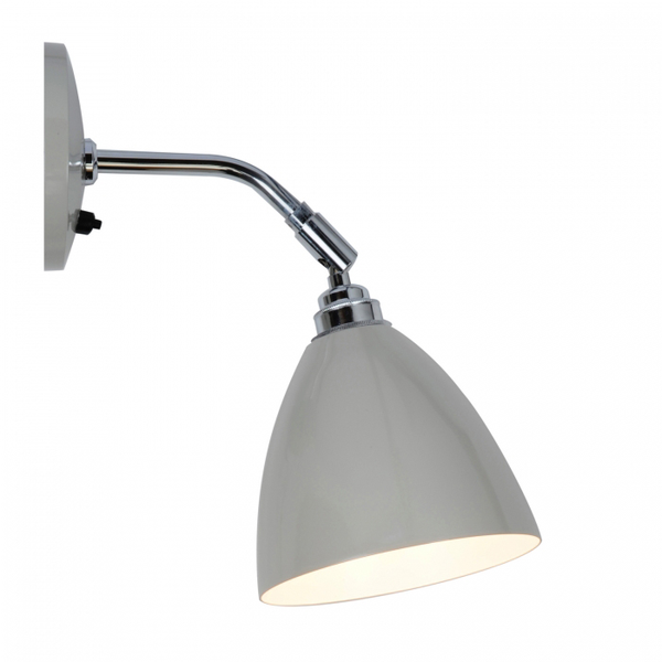 Original BTC - Task Short Wall Lamp - Lekker Home - 1