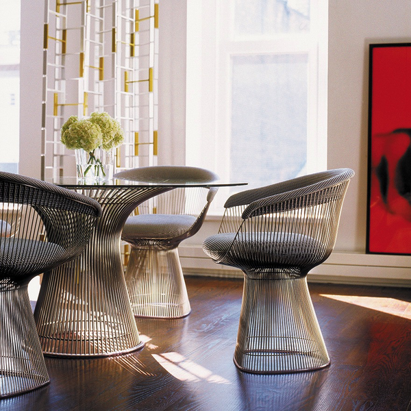 Knoll - Platner Arm Chair - Lekker Home - 3
