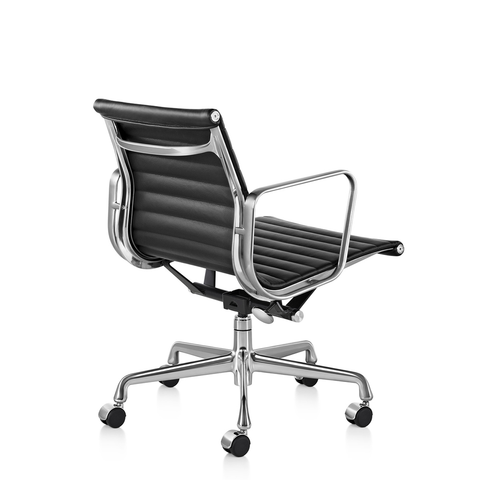 Modern home office lekker home for Herman miller eames aluminum group management chair
