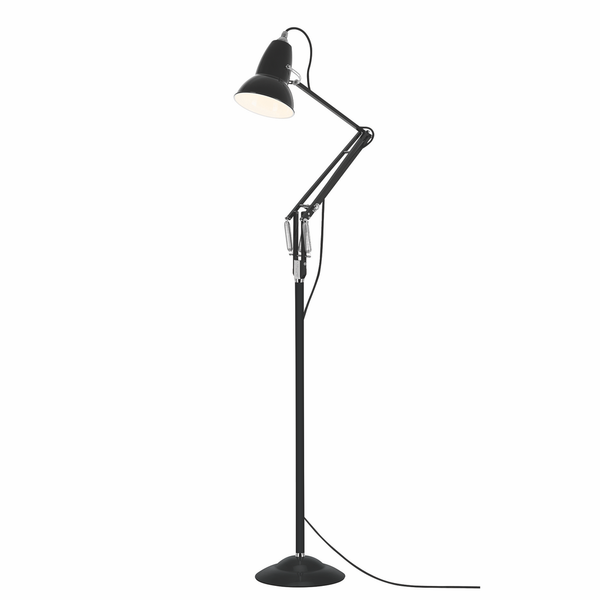 Anglepoise - Original 1227™ Floor Lamp - Jet Black / One Size - Lekker Home