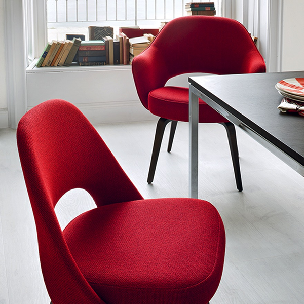 Knoll - Saarinen Executive Armless Chair - Lekker Home - 5