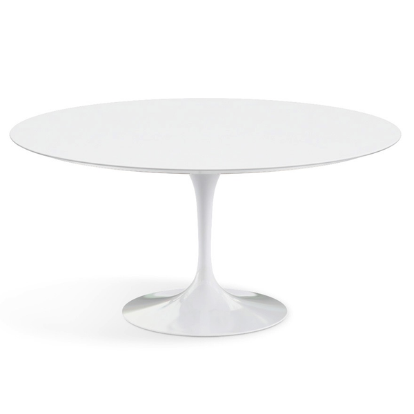 "Knoll - Saarinen Dining Table 60"" Round - Lekker Home - 12"