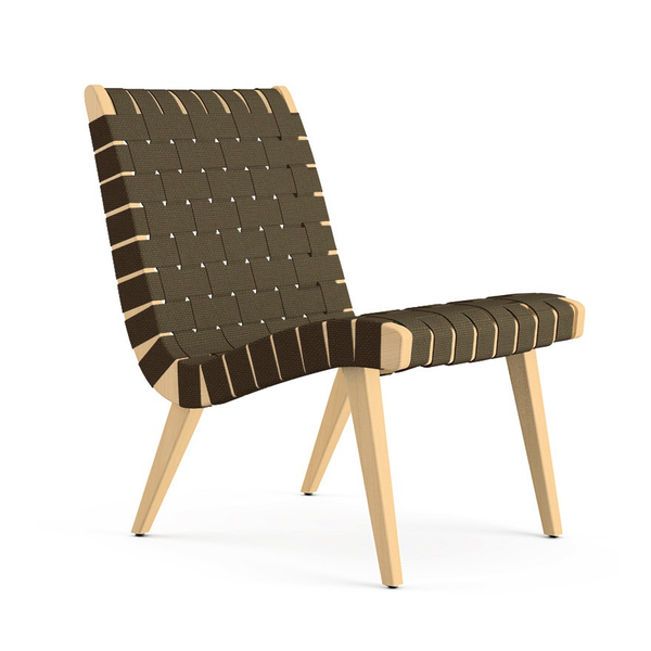 Knoll - Risom Armless Lounge Chair - Lekker Home - 32