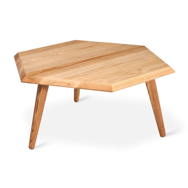 Gus Modern - Metric Coffee Table - Ash / One Size - Lekker Home