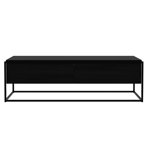 Ethnicraft NV - Monolit TV Cupboard - Lekker Home