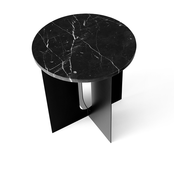 Menu A/S - Androgyne Side Table - Black / One Size - Lekker Home