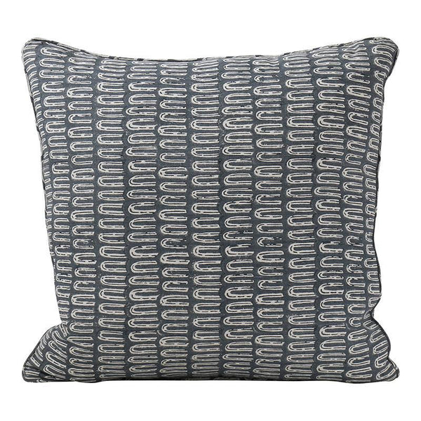 Walter G - Antica Cushion - Slate / One Size - Lekker Home