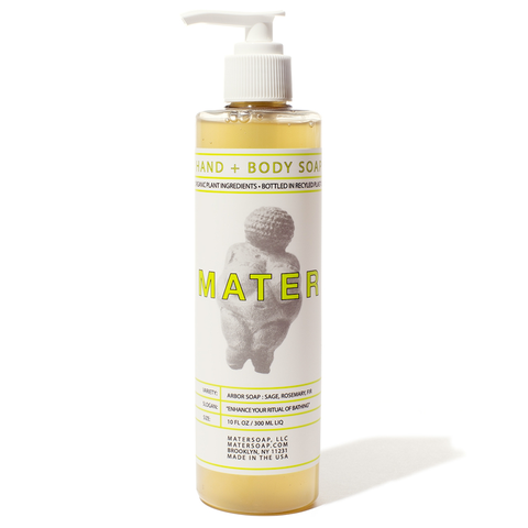 Mater Soap - Arbor Hand + Body Soap - Lekker Home