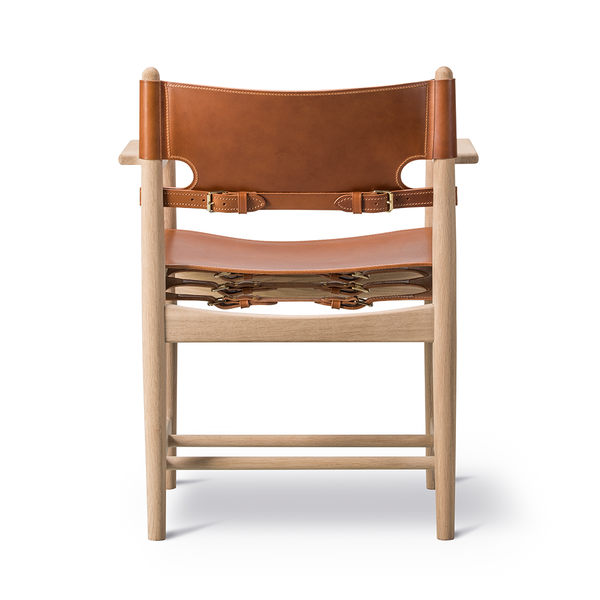 Fredericia - The Spanish Dining Armchair - Lekker Home
