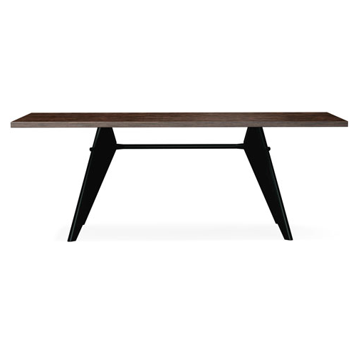 Vitra - EM Table - Wood - Lekker Home - 18
