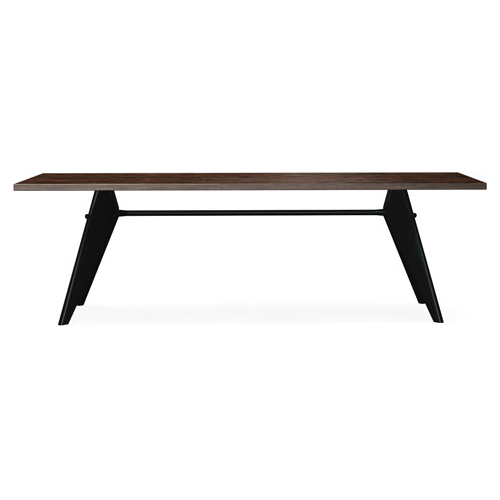 Vitra - EM Table - Wood - Lekker Home - 14