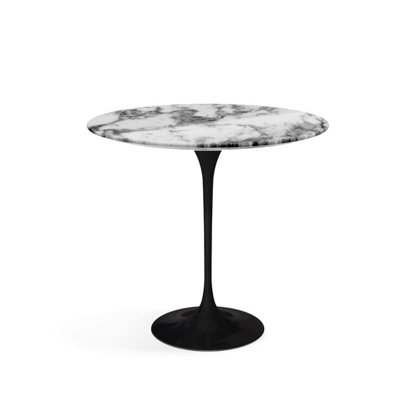 "Knoll - Saarinen Side Table 22"" Oval - Lekker Home - 9"