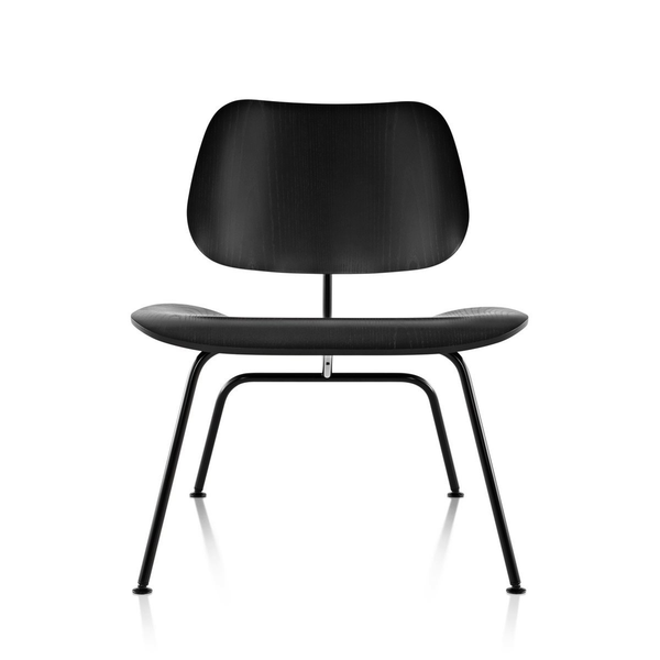 ... Herman Miller - Eames® Molded Plywood Lounge Chair - Metal Base -  Lekker Home ...
