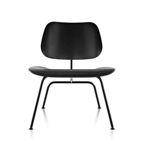 Herman Miller - Eames® Molded Plywood Lounge Chair - Metal Base - Lekker Home - 1