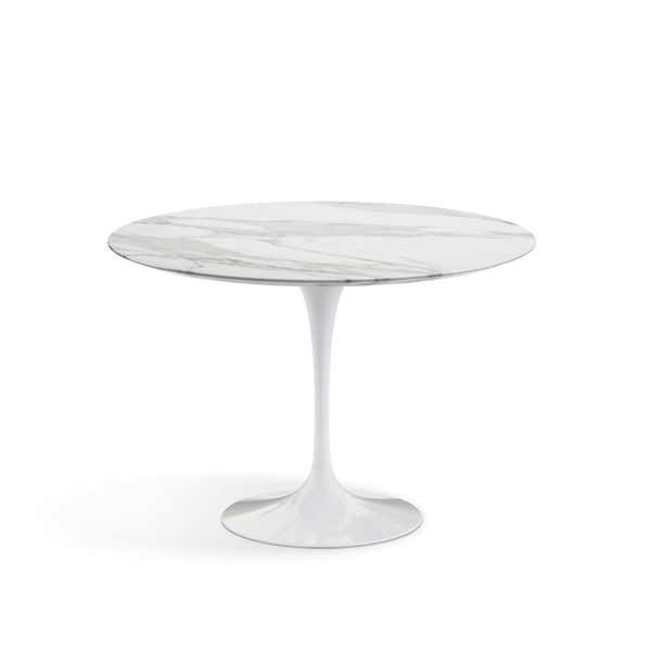 "Knoll - Saarinen Dining Table 42"" Round - Lekker Home - 9"