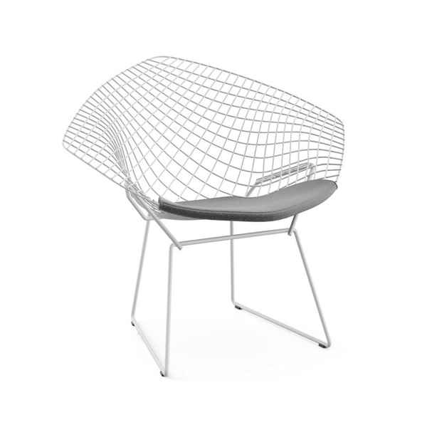 Knoll - Bertoia Diamond Chair - Lekker Home - 43