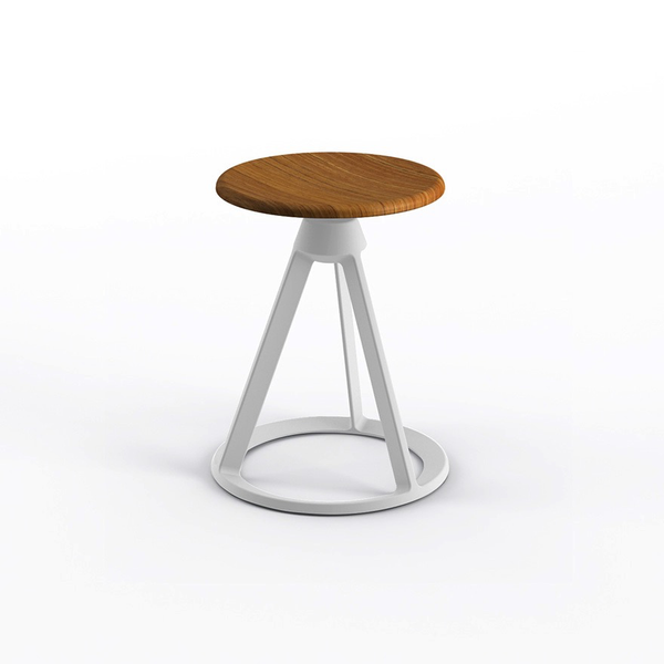 Knoll - Piton™ Fixed Height Stool Outdoor - Lekker Home - 8