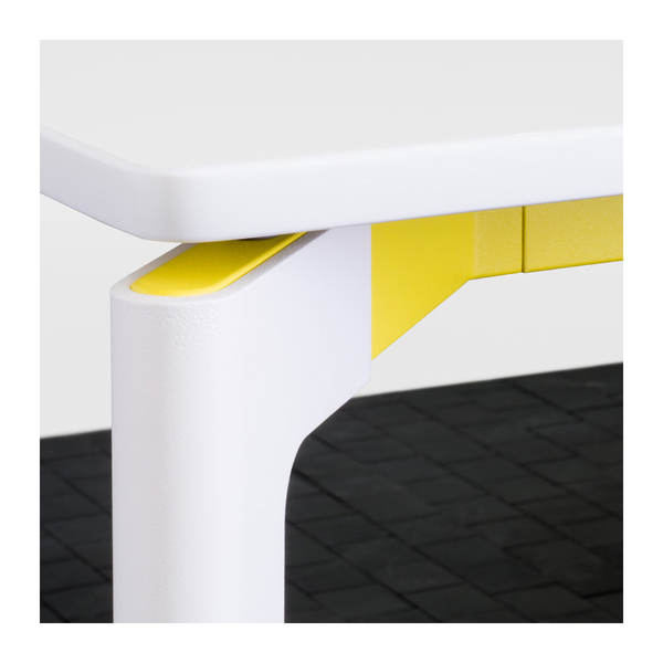 "Knoll - Stromborg Table 72"" - Lekker Home - 5"