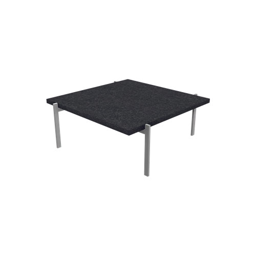 Fritz Hansen - PK61™ Coffee Table - Granite / PK61 - Lekker Home