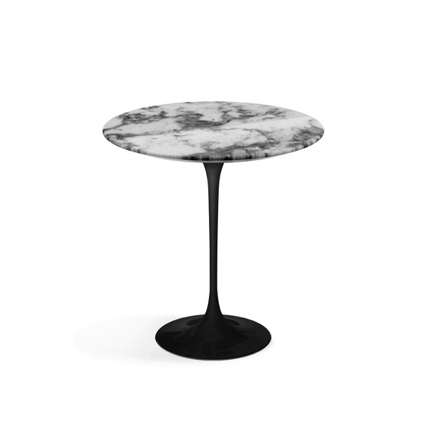 "Knoll - Saarinen Side Table 20"" Round - Lekker Home"