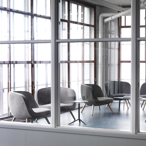 Fritz Hansen - Via 57™ Lounge Chair - Lekker Home - 4