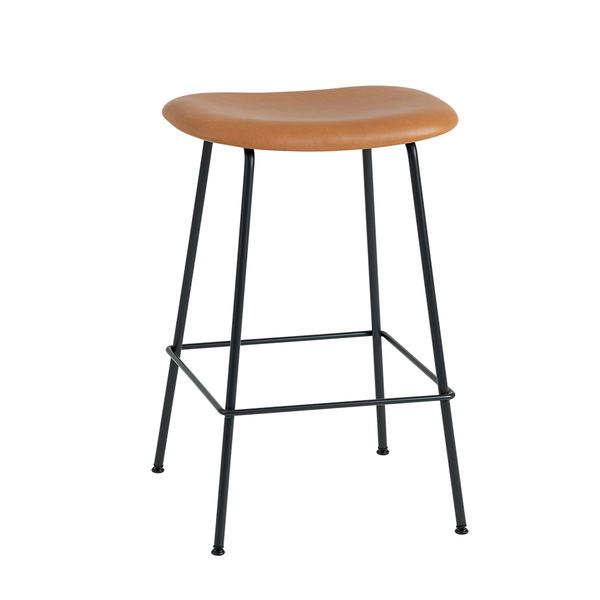 Muuto - Fiber Backless Counter Stool - Lekker Home
