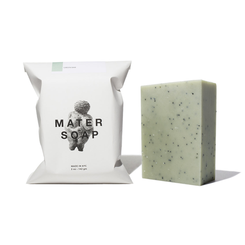 Mater Soap - Basil Bar Soap - Lekker Home
